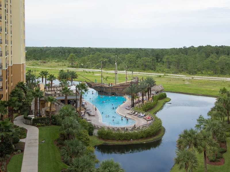 Lake Buena vista Resort
