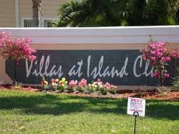 Villas at island club