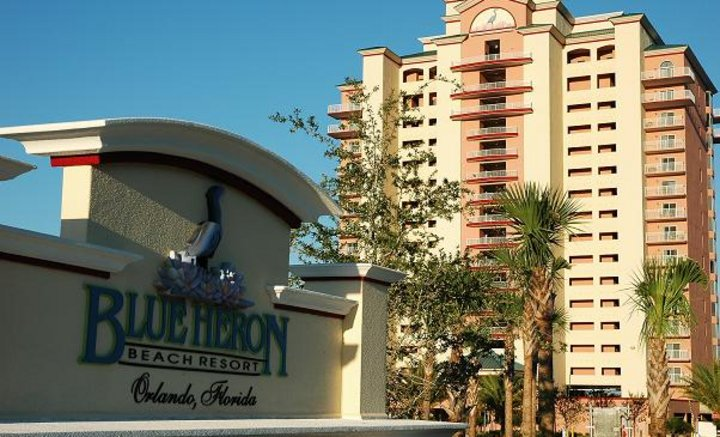 blue heron resort