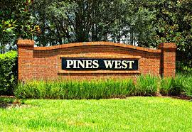 pines west entrance