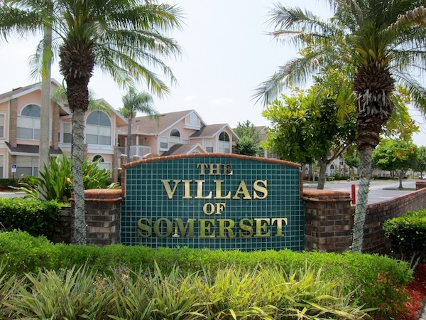 Villas at somerset