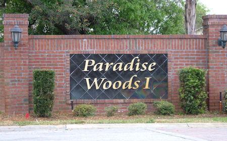 paradise woods